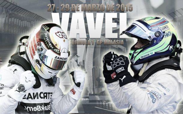 Descubre el Gran Premio de Malasia 2015 de Fórmula 1