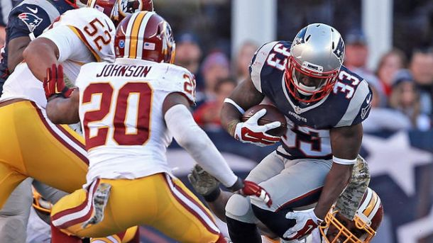Injuries Riddle New England Patriots' Victory Over Washington Redskins