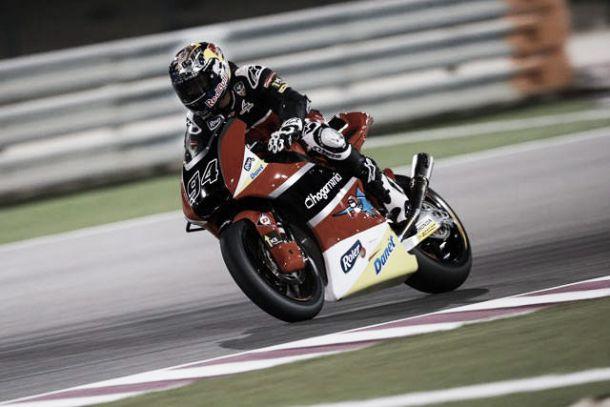 Moto2, Losail: una gara ricca di imprevisti premia Jonas Folger