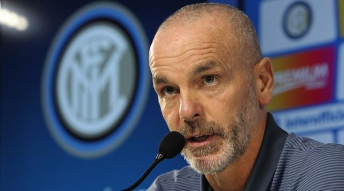 """Inter, Pioli: """"Vincere sarà importante. Dobbiamo tirare fuori i nostri valori"""""""