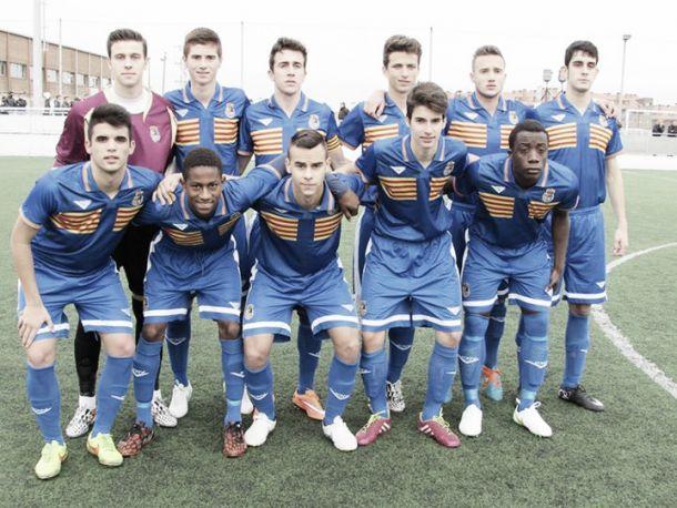 Malos resultados de los zaragocistas con Aragón Sub-16 y Sub-18