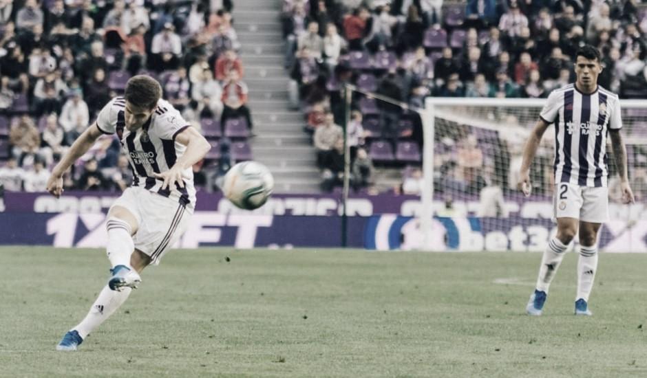Real Valladoolid - CA Osasuna, puntuaciones del Real Valladolid, jornada 4 de la Liga Santander