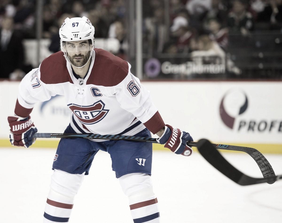 Max Pacioretty puede ser la próxima baja de los Canadiens
