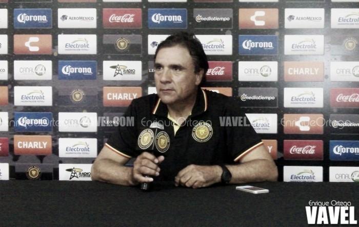 """Jorge Dávalos: """"Cometimos dos errores muy infantiles"""""""