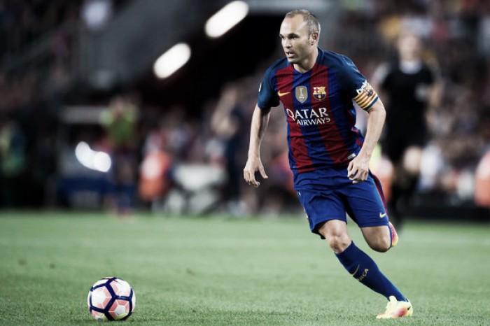 Barcellona, dopo Mascherano si pensa al rinnovo di Iniesta: per Don Andres è pronto un contratto a vita