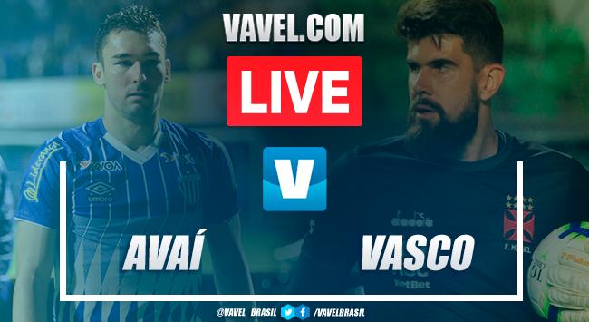 Melhores momentos de Avaí 0 x 0 Vasco pelo Campeonato Brasileiro 2019