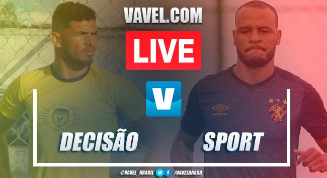 Gols e melhores momentos para Decisão 0x3 Sport pelo Campeonato Pernambucano