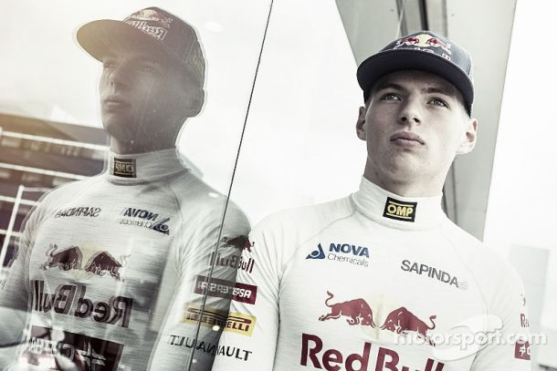 Verstappen realiza testes médicos com vista a estreia em Suzuka