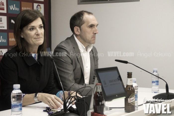 Renovar la ciudad deportiva y a Garagarza, las prioridades del Eibar