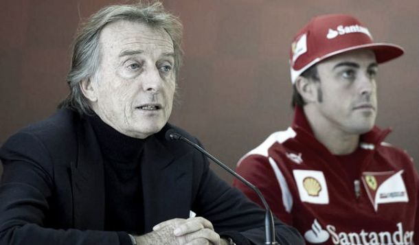 Montezemolo confirma saída de Alonso da Ferrari