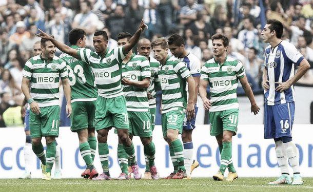 3ª eliminatória da Taça de Portugal: Leões rugem alto e Jonas comanda Benfica