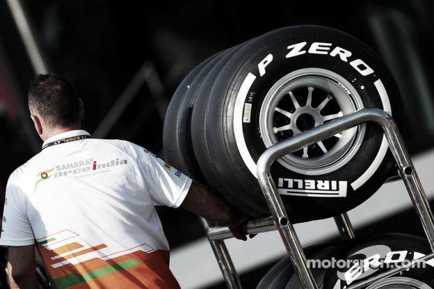 Force India quer liberdade para escolher os seus pneus