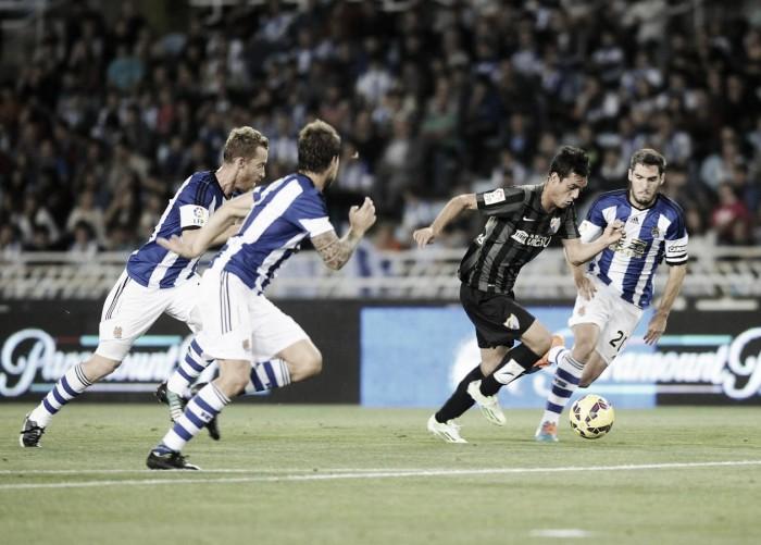 Previa Real Sociedad - Málaga: la salida perfecta