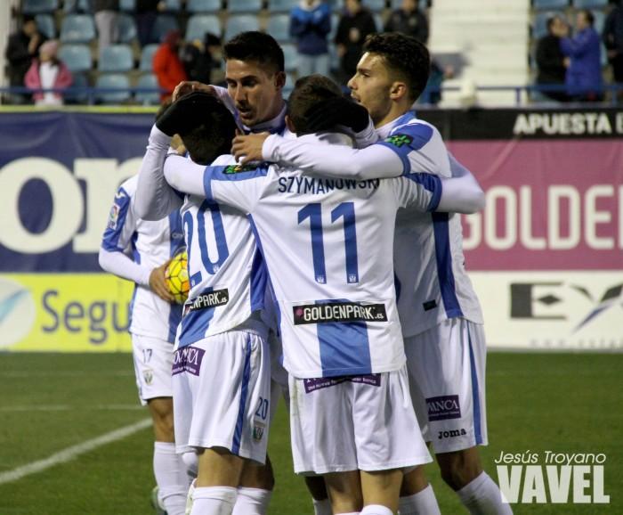 CD Leganés - UD Almería: la venganza en casa