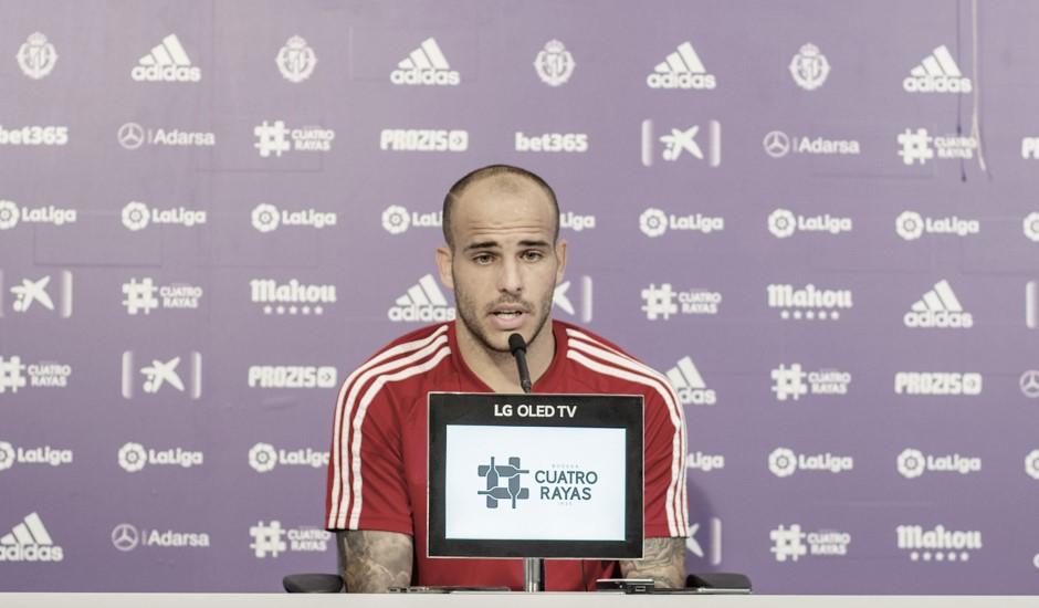"Sandro Ramírez: ""El gol no me obsesiona"""