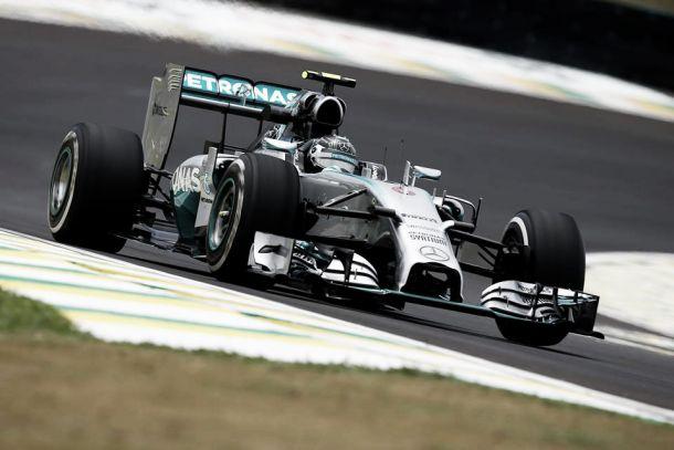 FP3 do GP do Brasil: Mercedes continua a liderar
