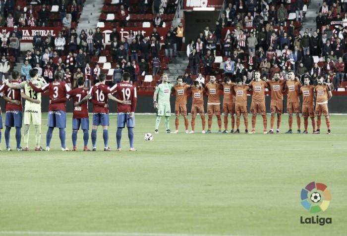 El Eibar ya conoce cuándo visitará al Sporting en La Liga