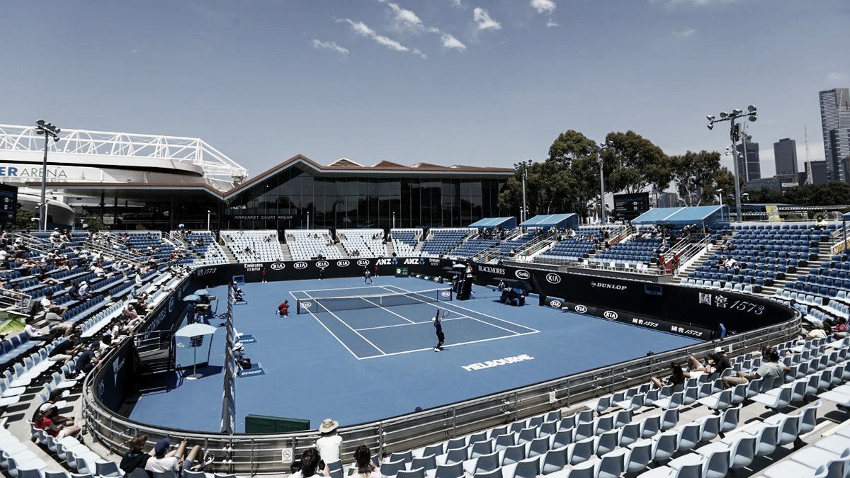 Monteiro e Bia Haddad vencem e estão a uma vitória da chave principal do Australian Open
