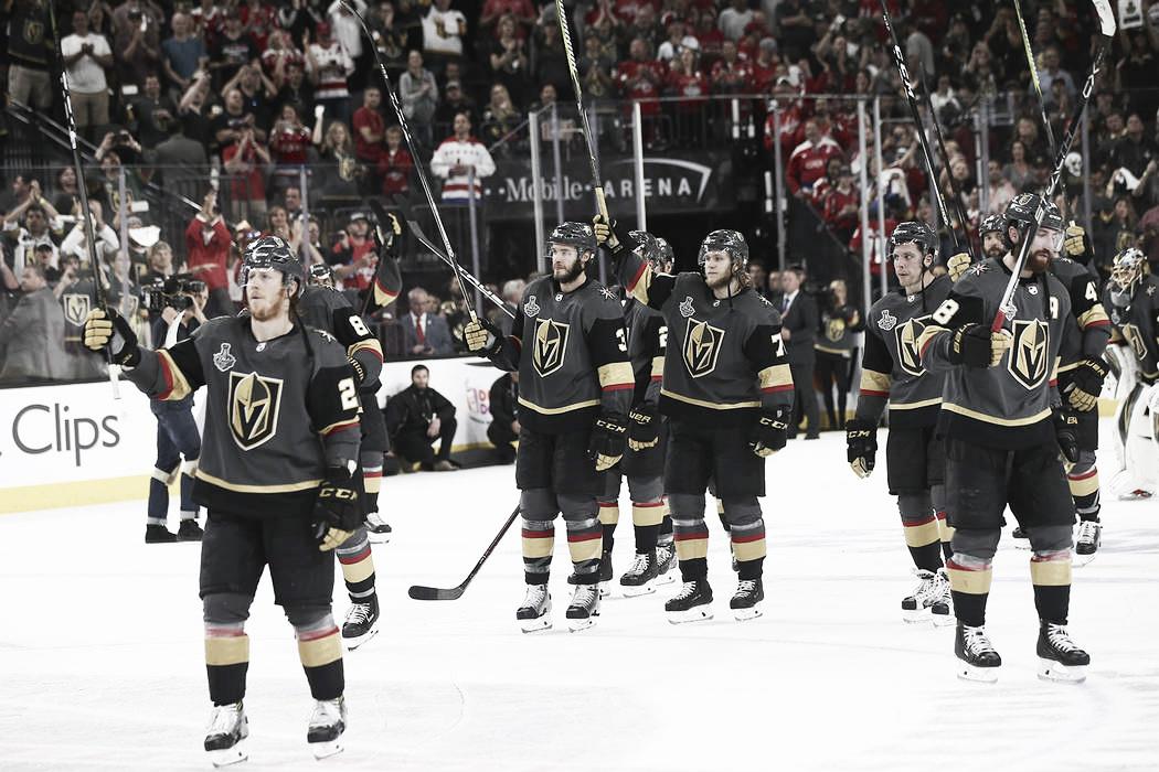 Las Vegas Golden Knights vuelve a donde lo dejaron en 2018