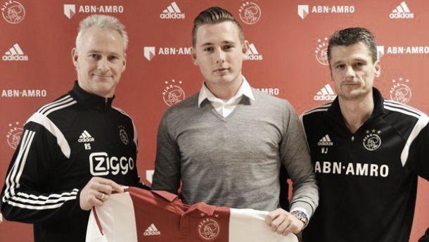 El Ajax firma a Indy Groothuizen