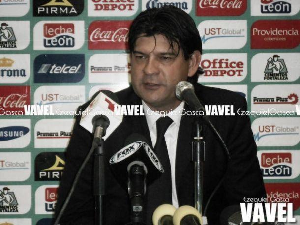 José Saturnino Cardozo, contento con la actuación de sus jugadores