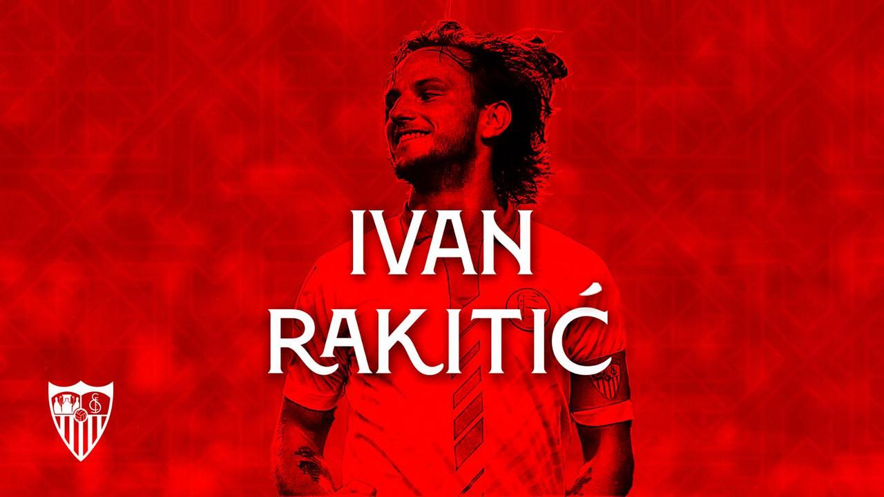 Se confirma el esperado reencuentro entre Rakitic y el Sevilla