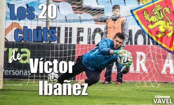 Los 20 chuts de Víctor Ibáñez