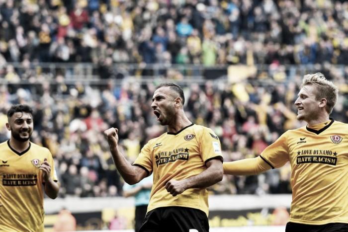 Stuttgart é goleado pelo Dynamo Dresden na 2. Bundesliga
