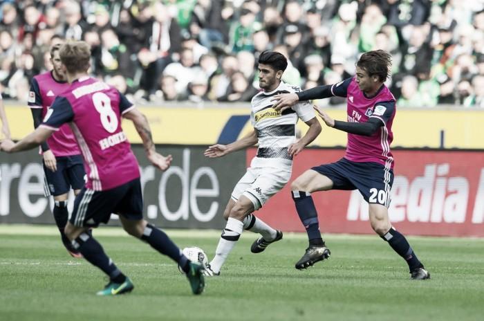 Adler pega dois pênaltis e Hamburgo segura empate fora de casa contra o M'gladbach