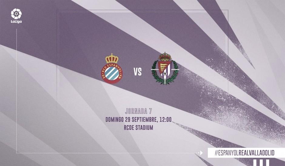 Previa RCD Espanyol - Real Valladolid: Dos equipos muy tocados