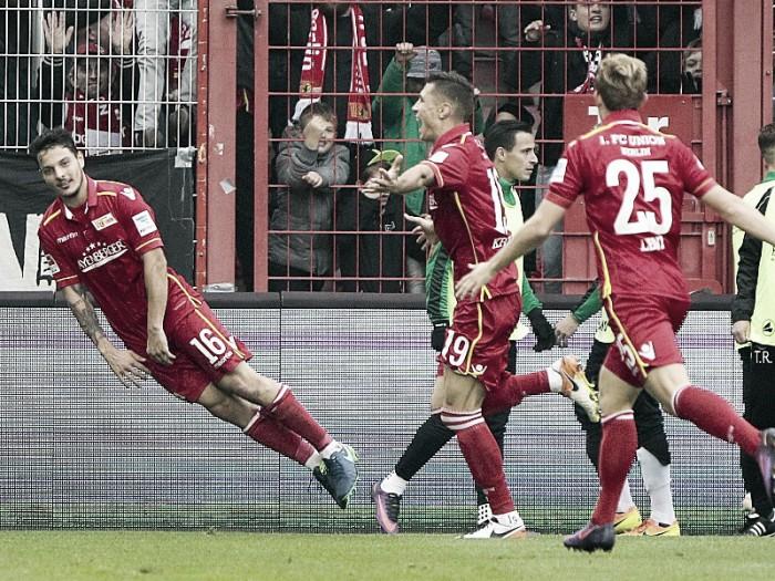 Union Berlin vence em casa o Hannover e se aproxima do G-3 da 2. Bundesliga