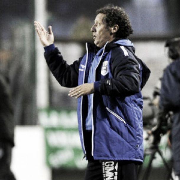 """Pedro Troglio: """"Pagamos un arbitraje no muy bueno"""""""