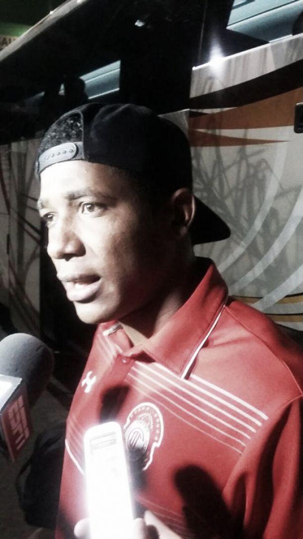 Wilder Guisao, contento con el empate en León