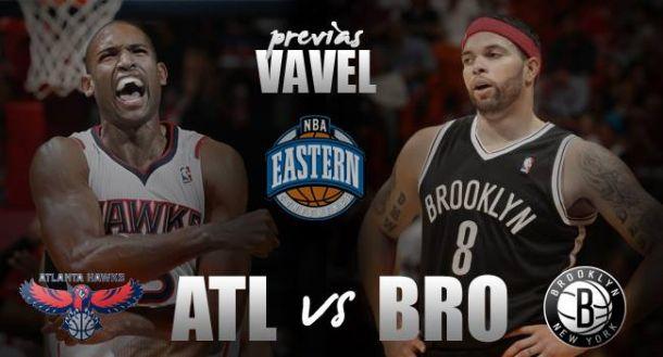 Atlanta Hawks - Brooklyn Nets: ilusión y decadencia como primer plato