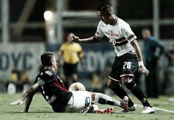 """Centurión revela dificuldade em se adaptar ao São Paulo: """"Tento fazer as jogadas e não compreendem"""""""