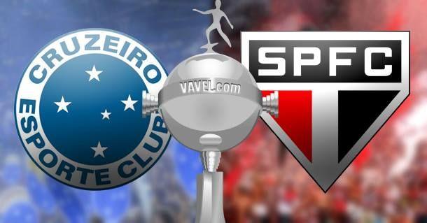Guia VAVEL da Libertadores: Cruzeiro x São Paulo