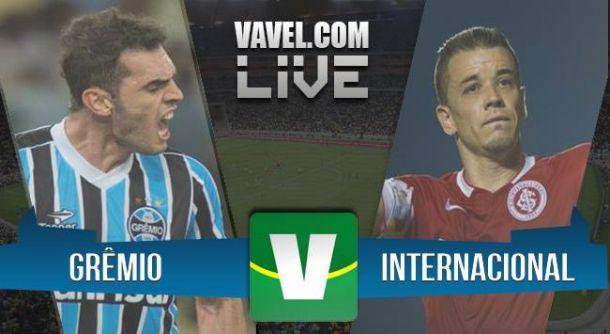 9012254d9f Resultado da final Grêmio x Inter no Campeonato Gaúcho 2015 (0-0 ...