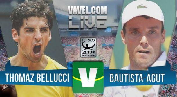 Thomaz Bellucci x Bautista-Agut, tênis ao vivo online no ATP 500 de Barcelona (0-0)