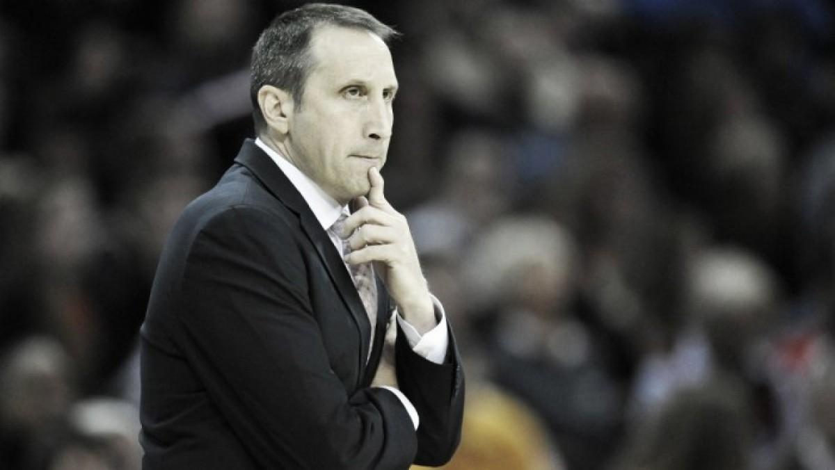 Los Knicks buscan entrenador para la próxima temporada