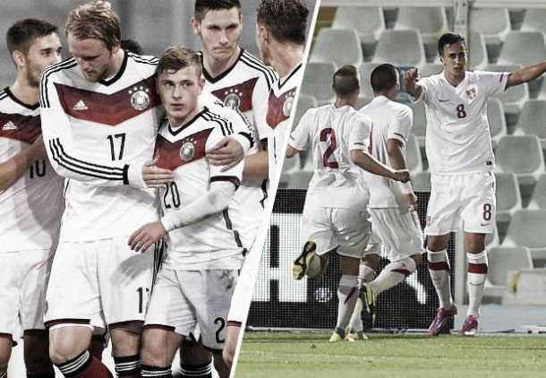 2015 UEFA European Under-21 Championship - Germany - Serbia Preview: Hrubesch's side looking for solid start