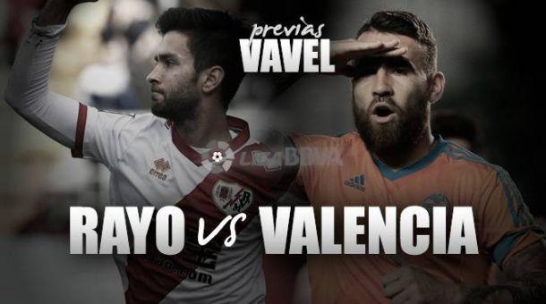 Rayo Vallecano - Valencia CF: una final más