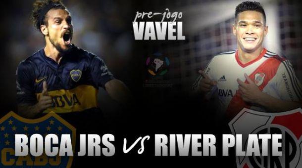 Encerrando a trilogia, Boca Juniors e River Plate decidem vaga às quartas na Copa Libertadores