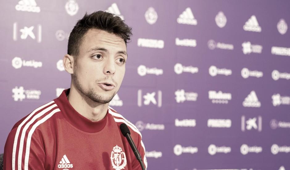 "Óscar Plano: ""Es posible puntuar en San Mamés"""