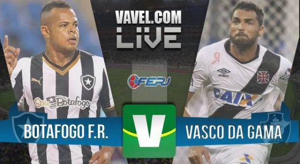 Resultado Botafogo x Vasco no final Campeonato Carioca 2015 (1-2 ... 8b5fbd85847ea
