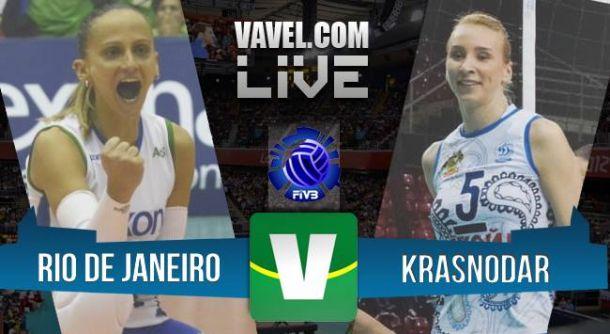 Rio de Janeiro x Dinamo Krasnodar Mundial de Clubes 2015 (1-3)