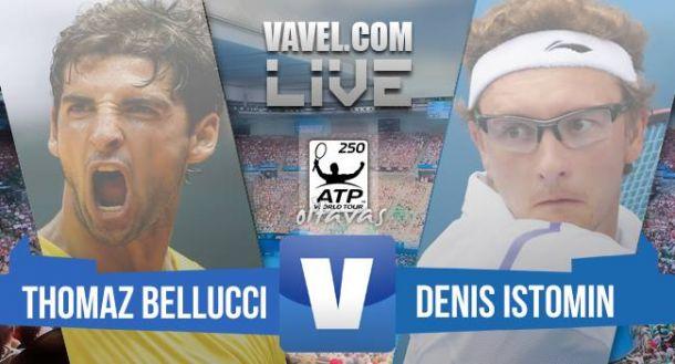 Thomaz Bellucci x Denis Istomin pelas oitavas do ATP 250 de Genebra (2-0)