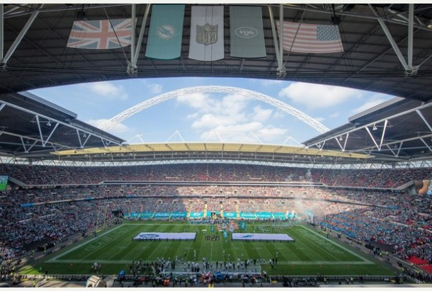 NFL Unveils 2016 International Series Schedule