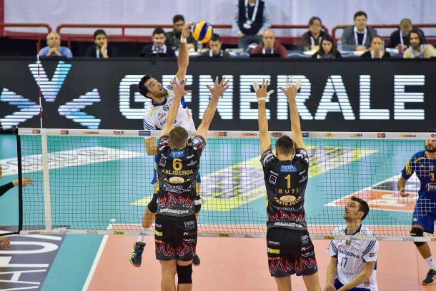 Volley, Superlega A1 maschile: prima giornata, vincono Piacenza, Civitanova, Verona e Latina