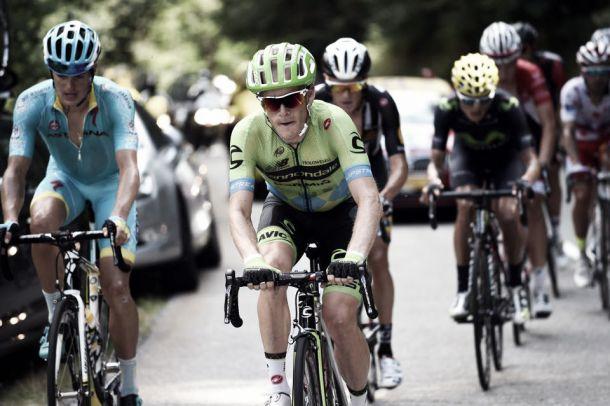 Vuelta a España 2015: Cannondale-Garmin, el truco de los segundos espadas
