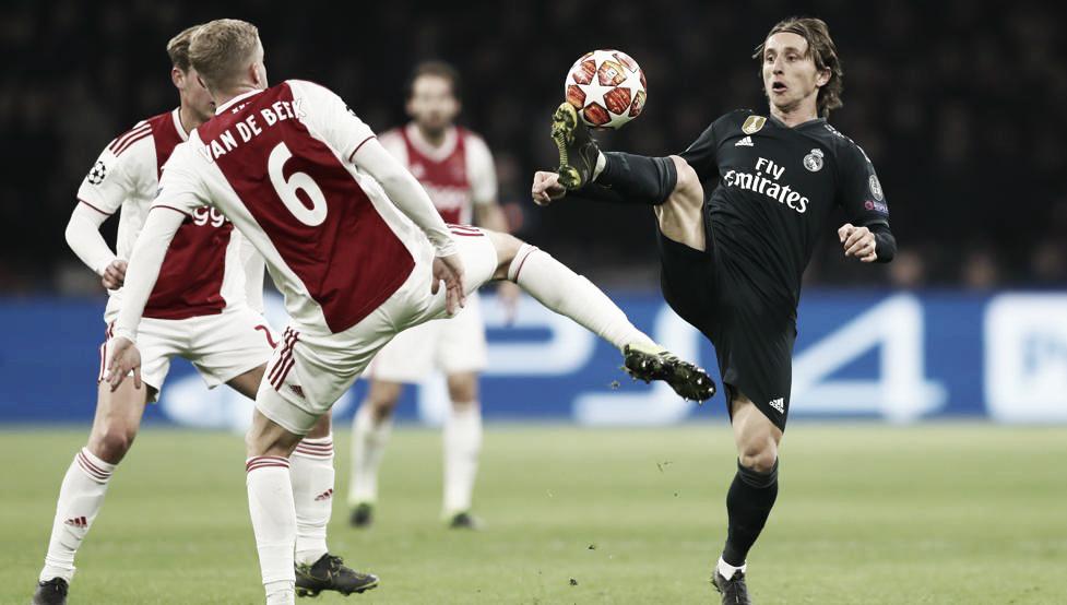 Horario y dónde ver el Real Madrid - Ajax en TV